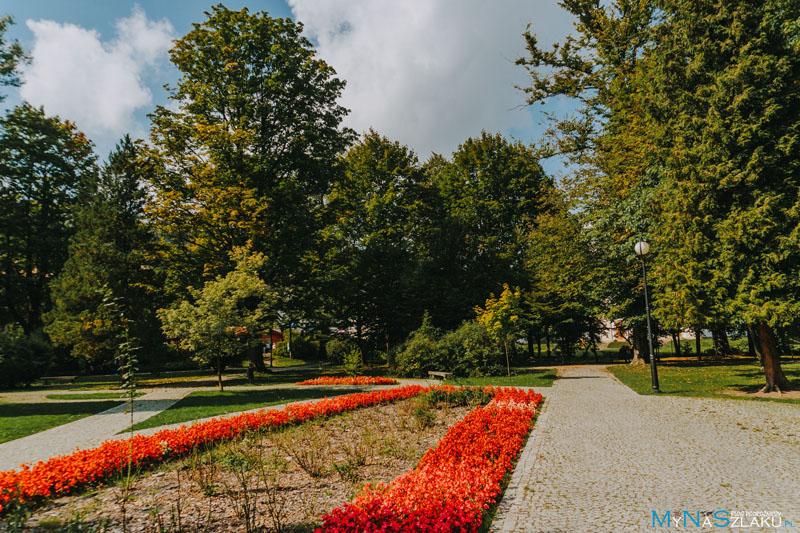 Park Kopczyńskiego i jego atrakcje