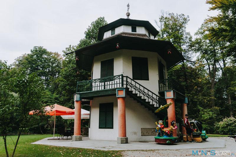 Domek Chiński w Żywcu
