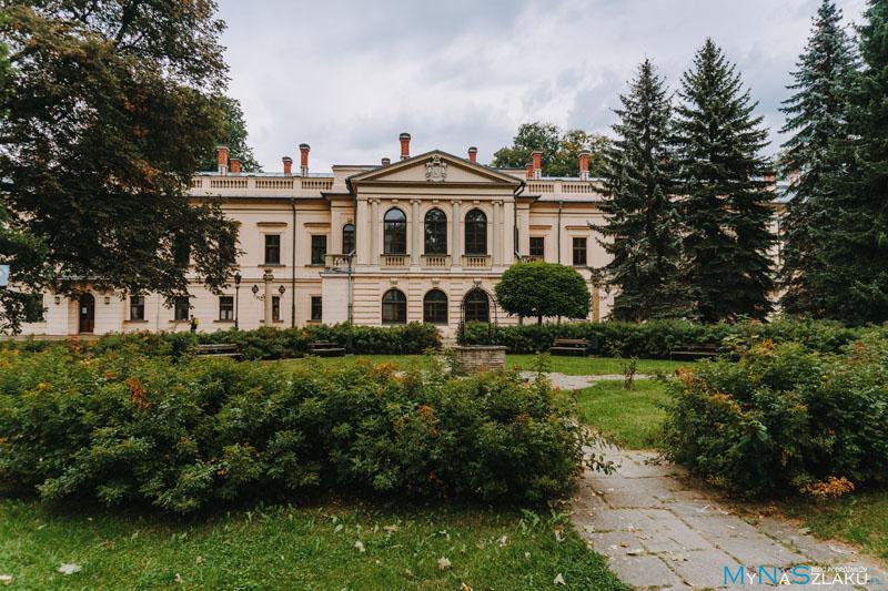 Pałac Habsburgów w Żywcu - Nowy Zamek