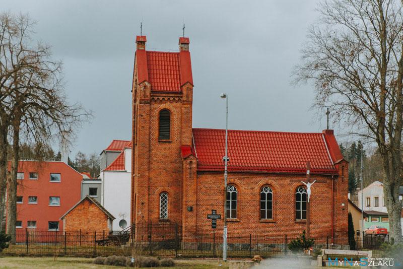 Kościół świętego Michała Archanioła w Białym Borze