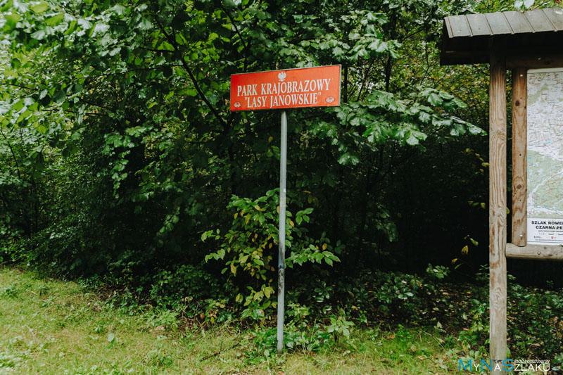 Atrakcje w Lasach Janowskich