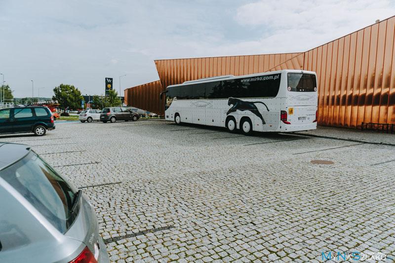 Muzeum Ognia parking