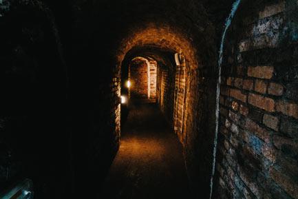 podziemna trasa kłodzko